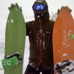 白馬乗鞍温泉スキー場と写真展