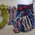 ロープの確認