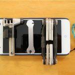 携帯工具を軽くする?