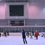 スケートデビュー