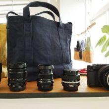 充実のカメラ環境