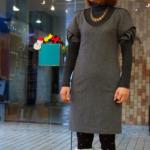 Molton Dress|Hanni Y