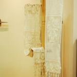 Cotton Chemical Lace Stole|CONQUEST