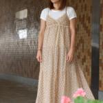 シロツメドレス