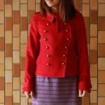 カラービーバージャケット|VAUDEVILLE