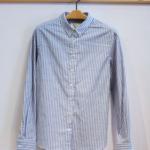 ストライプBDシャツ|haupia