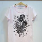 プリントTシャツ|Koji Tachiyama