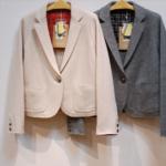 圧縮ニットジャケット|haupia