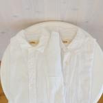 rolca フレンチリネン ロールアップシャツ のおはなし