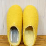Ena Kuam|ふわもこ ルームシューズ -Yellow-