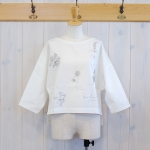 miho umezawa|GARDEN HERBS dolman sleeve blouse