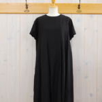 miho umezawa|C.C.L CLOTH panel flare dress -Black-