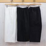 miho umezawa パンツのシルエット