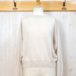 MASKA|Cashmere Sweater -Beige-