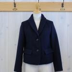 KOYUKI|リブ襟ジャケット
