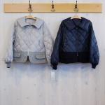KOYUKI|Aライン切換えダウンジャケット