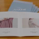 "KELEN '21ss catalog ""MIRROR"""
