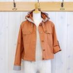 VAUDEVILLE|タンブラーストレッチ ショートジャケット