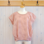 "KELEN|Flower Tuck Lace Tops ""Vie Flower"" -Pink-"