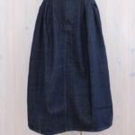 "KELEN|Cocoon Skirt ""Mills"" -OneWash-"
