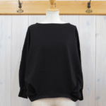 "KELEN|Dolman Sleeves Tops ""Stufu"" -Black-"