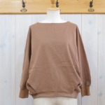 "KELEN|Dolman Sleeves Tops ""Stufu"" -Camel-"