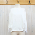 "KELEN|Dolman Sleeves Tops ""Stufu"" -OffWhite-"