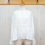 "KELEN|Gother Lace Tops ""Dosa"" -OffWhite-"