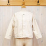 "KELEN|Wide Denim Jacket ""Rito"" -Kinari-"