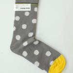 ソックス|Bonne Maison -Gray Dot-