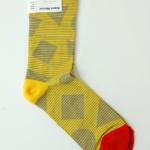 ソックス|Bonne Maison -Yellow-