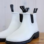 SULMAN|Sidegore Rain Boots