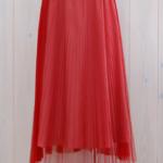 haupia|ウスバカゲロウのように軽くスカート-Red-