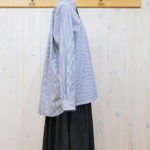 SUNNY ELEMENT|Sleeping Shirt -BlueStripe-
