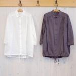 TINA and SUSIE|80sローンミラクルウェーブ チュニックシャツ